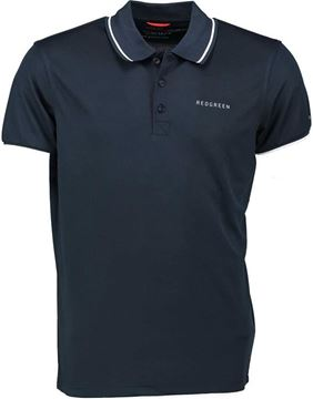 RedGreen polo Navy