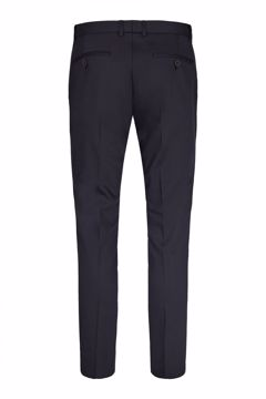 Sunwill bukser Navy- Slim fit
