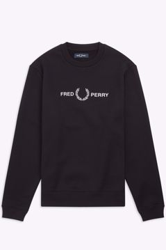 Fred Perry Sweat Graphic