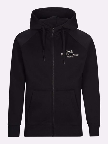 Peak Performance Sweatshirt Cardigan