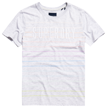 Superdry T-Shirt Rainbow