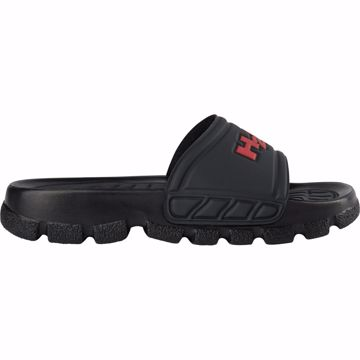 H2O Trek Badesandal Sort