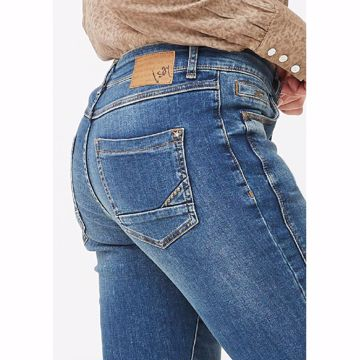 Isay Jeans Lucca Rivet