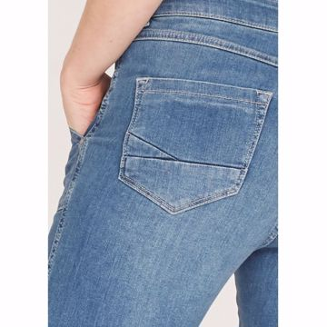 Isay Jeans Como Flare