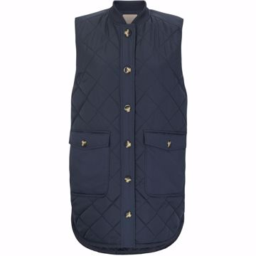 Soft Rebels Quilt Vest Eileen