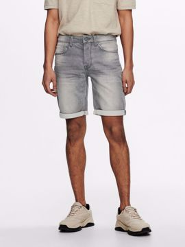 Only & Sons shorts Grey