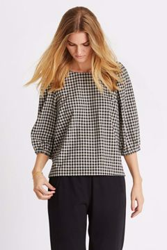 In Front Oline blouse